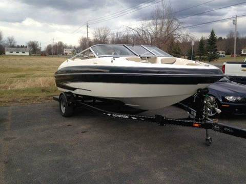 2006 Glastron GX185 for sale at RS Motorsports, Inc. in Canandaigua NY