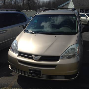 2004 Toyota Sienna for sale at RS Motorsports, Inc. in Canandaigua NY