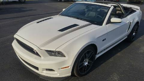 2014 Ford Mustang for sale at RS Motorsports, Inc. in Canandaigua NY
