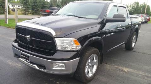 2012 RAM Ram Pickup 1500 for sale at RS Motorsports, Inc. in Canandaigua NY