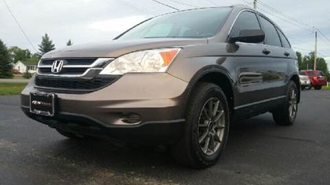 2010 Honda CR-V for sale at RS Motorsports, Inc. in Canandaigua NY