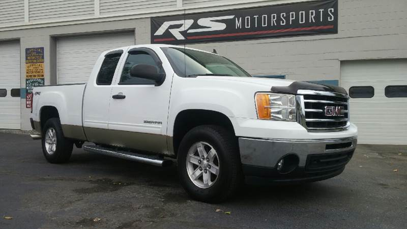 2013 GMC Sierra 1500 for sale at RS Motorsports, Inc. in Canandaigua NY