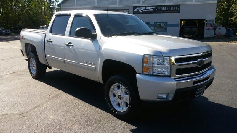 2011 Chevrolet Silverado 1500 for sale at RS Motorsports, Inc. in Canandaigua NY
