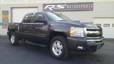 2010 Chevrolet Silverado 1500 for sale at RS Motorsports, Inc. in Canandaigua NY