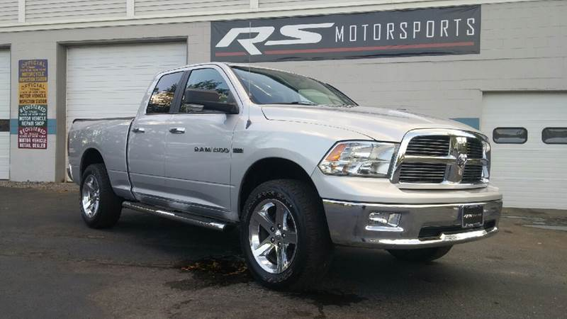 2011 RAM Ram Pickup 1500 for sale at RS Motorsports, Inc. in Canandaigua NY