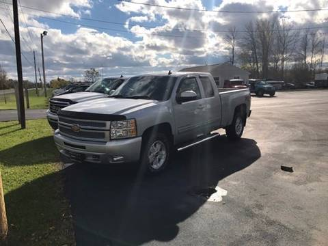 2013 Chevrolet Silverado 1500 for sale at RS Motorsports, Inc. in Canandaigua NY