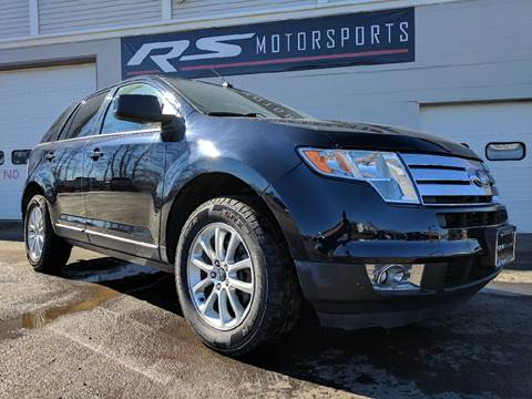 2010 Ford Edge for sale at RS Motorsports, Inc. in Canandaigua NY