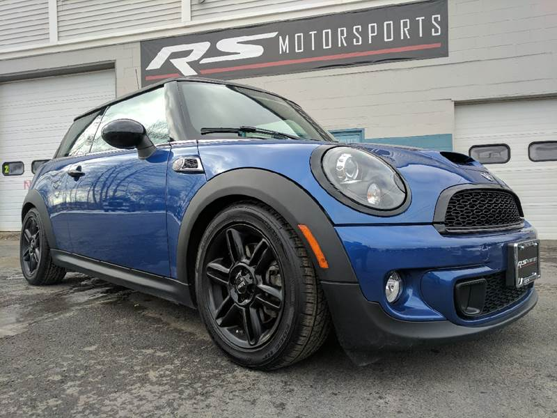 2013 MINI Hardtop for sale at RS Motorsports, Inc. in Canandaigua NY
