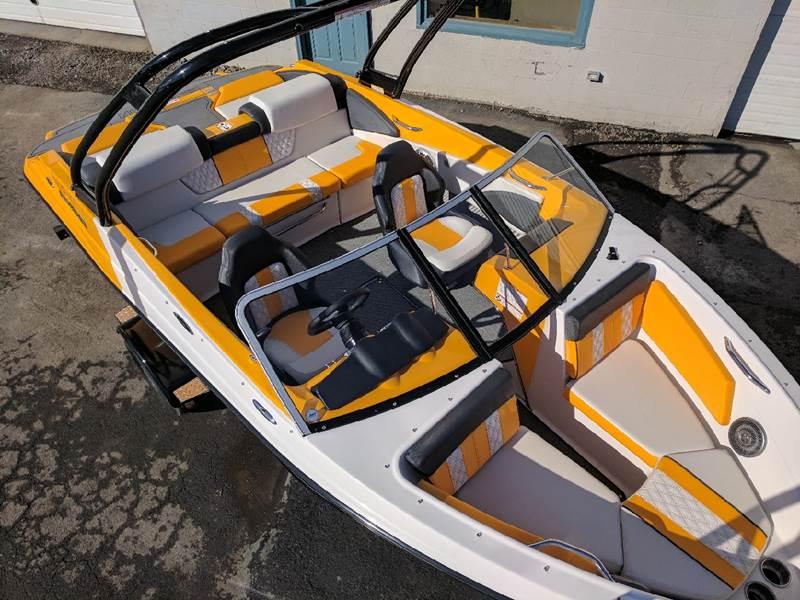 2015 Glaston GTS 187 Fiberglass Runabout - Canandaigua NY