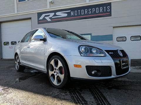 2006 Volkswagen Jetta for sale at RS Motorsports, Inc. in Canandaigua NY