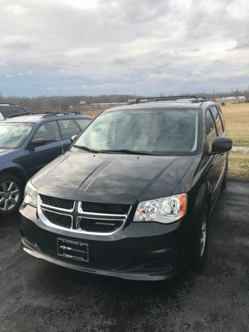 2011 Dodge Grand Caravan for sale at RS Motorsports, Inc. in Canandaigua NY