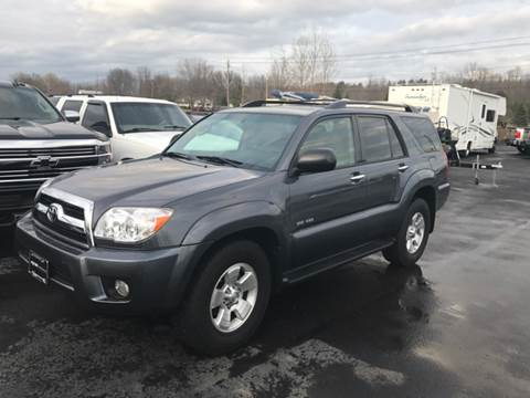 2006 Toyota 4Runner for sale at RS Motorsports, Inc. in Canandaigua NY