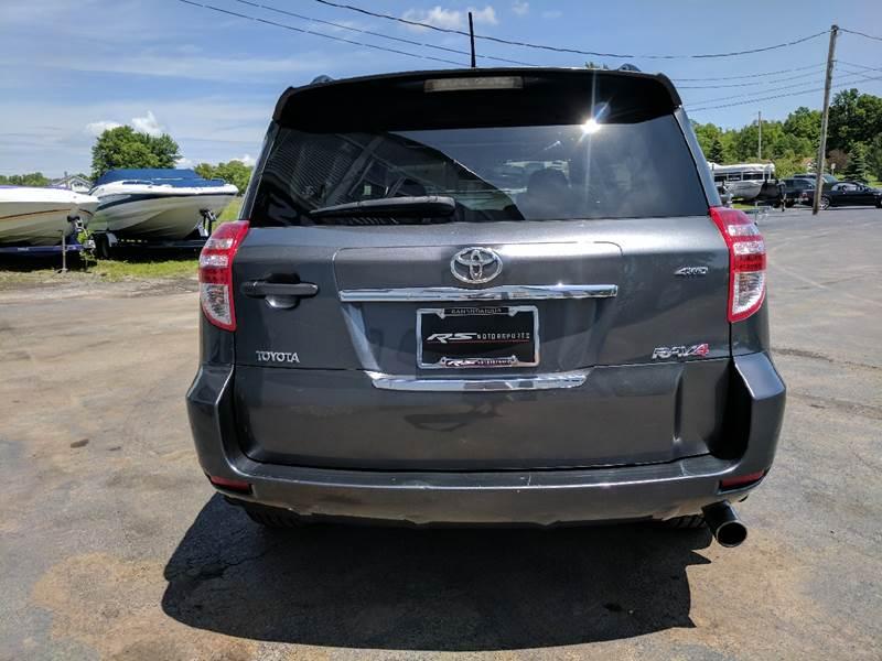 2010 Toyota RAV4 4x4 Sport 4dr SUV - Canandaigua NY