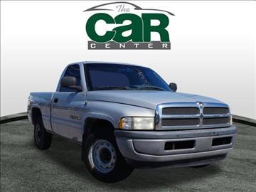 2000 Dodge Ram Pickup 1500