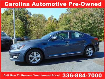 2015 Kia Optima for sale in High Point, NC