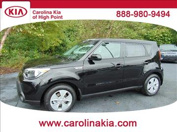 2016 Kia Soul for sale in High Point, NC