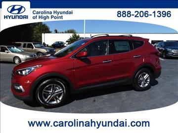 2017 Hyundai Santa Fe Sport for sale in High Point, NC