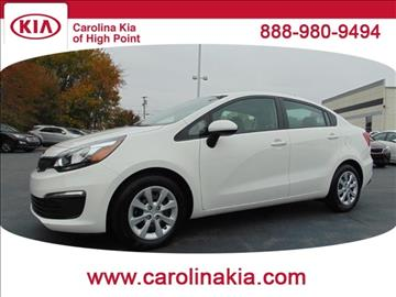 2017 Kia Rio for sale in High Point, NC