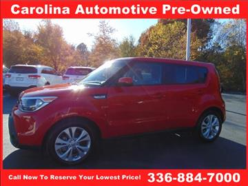 2015 Kia Soul for sale in High Point, NC