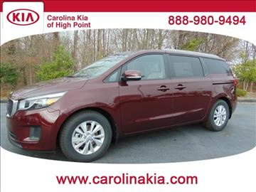 2016 Kia Sedona for sale in High Point, NC