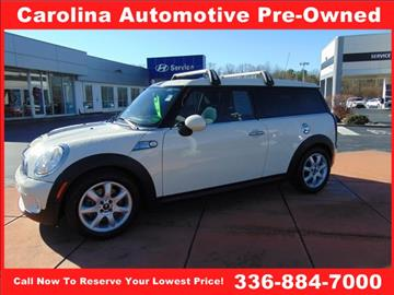 2010 MINI Cooper Clubman for sale in High Point, NC