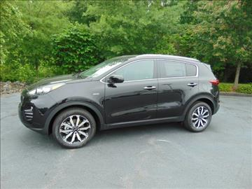 2017 Kia Sportage for sale in High Point, NC