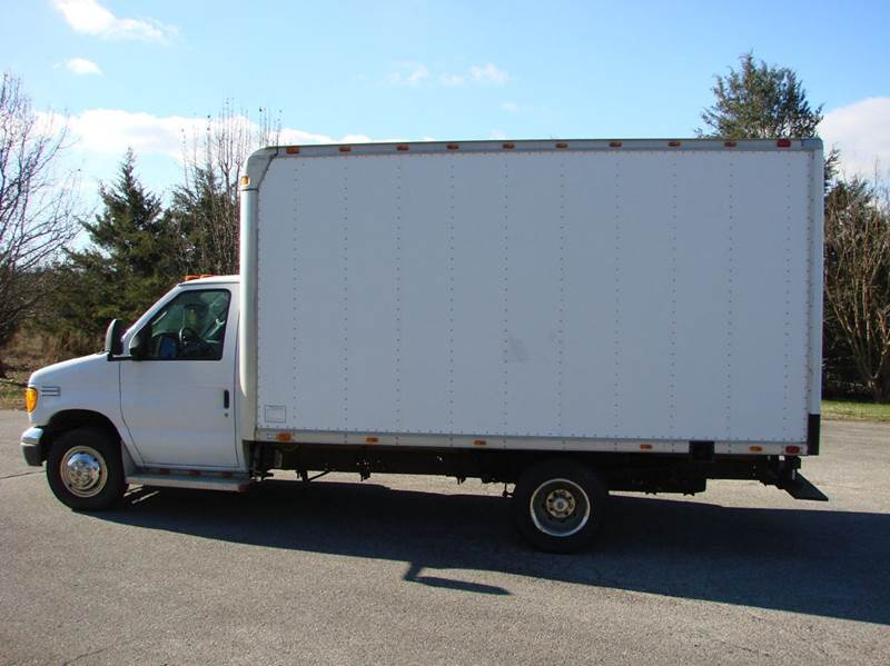 2005 Ford E-450 Commercial Super Duty - Sevierville TN