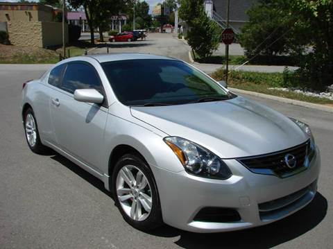 2012 Nissan Altima for sale in Sevierville, TN