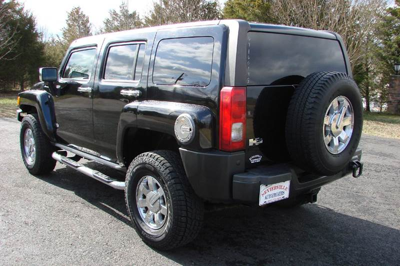2007 HUMMER H3 Luxury 4dr SUV 4WD - Sevierville TN