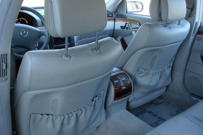 2006 Mercedes-Benz S-Class S 430 4dr Sedan - Sevierville TN
