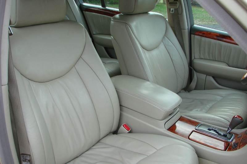 2002 Lexus LS 430 4dr Sedan - Sevierville TN