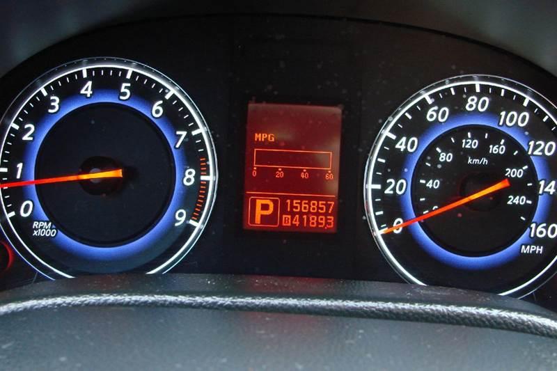 2007 Infiniti G35 AWD x 4dr Sedan - Sevierville TN