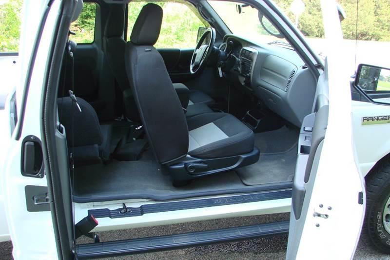 2011 Ford Ranger 4x4 XLT 4dr SuperCab - Sevierville TN