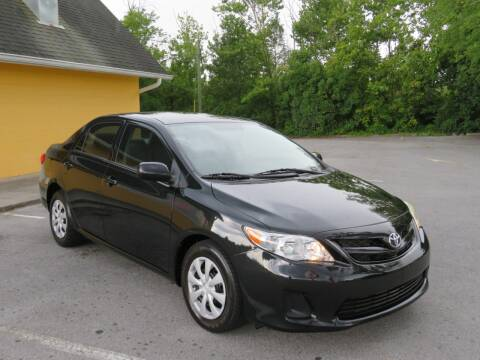 2011 Toyota Corolla for sale at Sevierville Autobrokers LLC in Sevierville TN