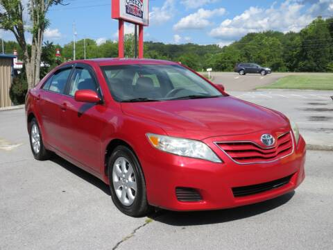 2011 Toyota Camry for sale at Sevierville Autobrokers LLC in Sevierville TN