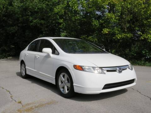 2008 Honda Civic for sale at Sevierville Autobrokers LLC in Sevierville TN