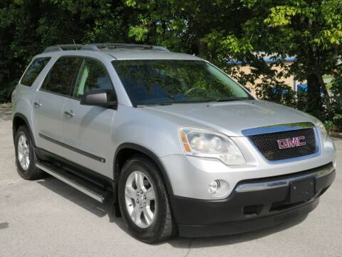 2009 GMC Acadia for sale at Sevierville Autobrokers LLC in Sevierville TN