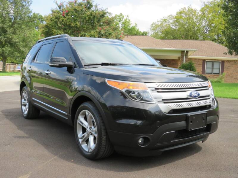 2015 Ford Explorer for sale at Sevierville Autobrokers LLC in Sevierville TN