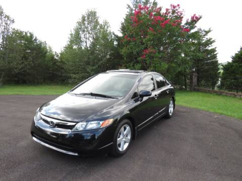 2007 Honda Civic for sale at Sevierville Autobrokers LLC in Sevierville TN
