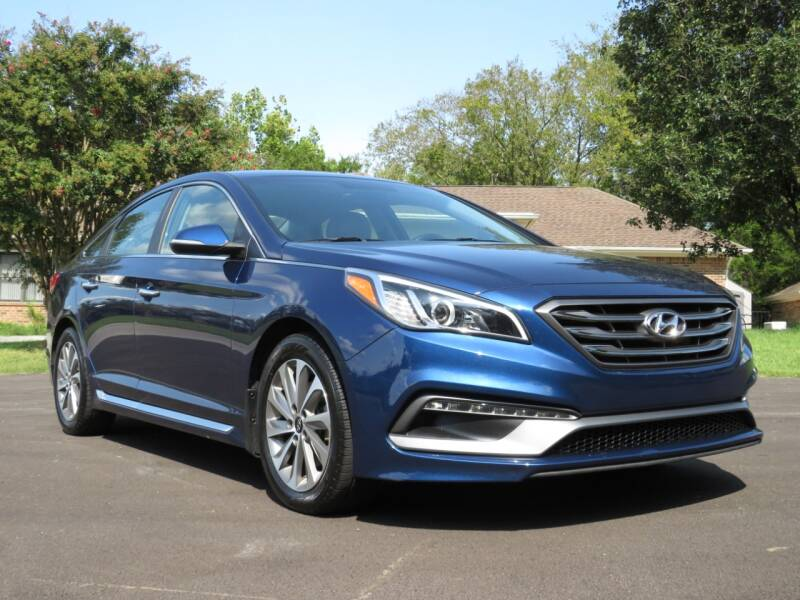 2015 Hyundai Sonata for sale at Sevierville Autobrokers LLC in Sevierville TN