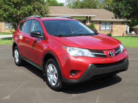 2013 Toyota RAV4 for sale at Sevierville Autobrokers LLC in Sevierville TN
