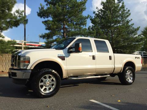 2008 Ford F-250 Super Duty for sale in Mooresville, NC