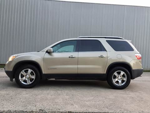 2008 GMC Acadia for sale in Mooresville, NC