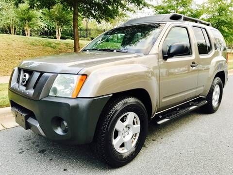 2006 Nissan Xterra for sale in Mooresville, NC