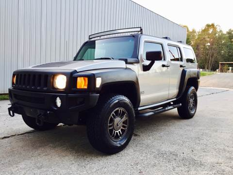 2007 HUMMER H3 for sale in Mooresville, NC