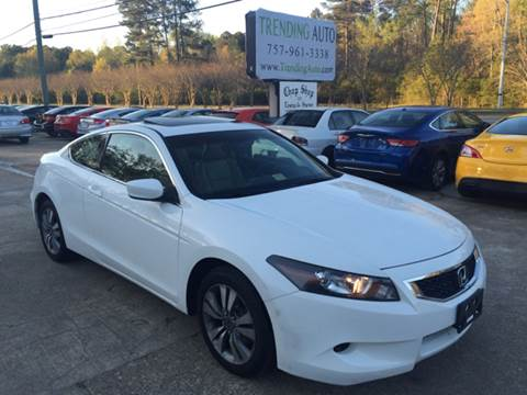 2010 Honda Accord for sale in Virginia Beach, VA