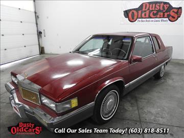 1990 Cadillac Fleetwood for sale in Nashua, NH