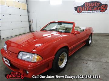1987 Ford Mustang for sale in Nashua, NH