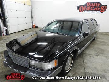 1993 Cadillac Fleetwood for sale in Nashua, NH