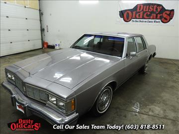 1984 Oldsmobile Delta Eighty-Eight Royale for sale in Nashua, NH